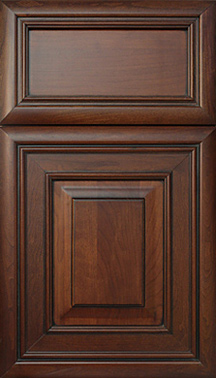 Finish Honey Sable Glaze Wood Cherry Door Panel M Bead Drawer Panel P  Edge Crp  Frame Nonedesign Specific