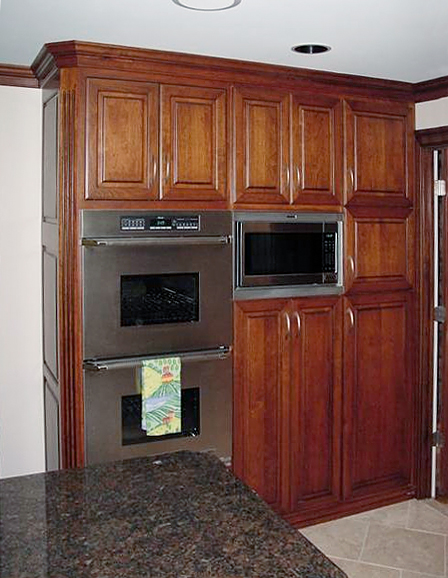 Cherry cabinets for Anderson kitchen cabinets