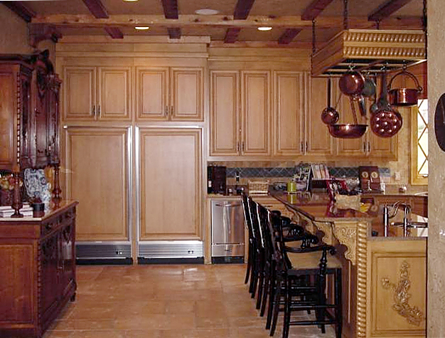 wholesale natural stain rta kitchen cabinets knotty alder